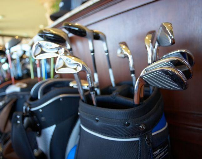 material golf segunda mano