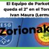 EQUIPO PARKOTXA -ZORIONAK-
